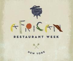 African Restaurant Week - Promotional Materials